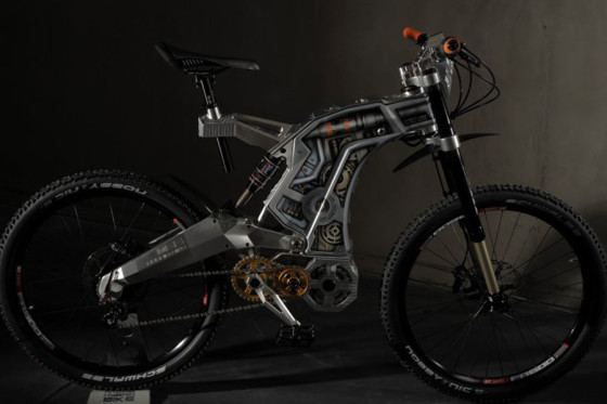 M55 laat e-bike schitteren