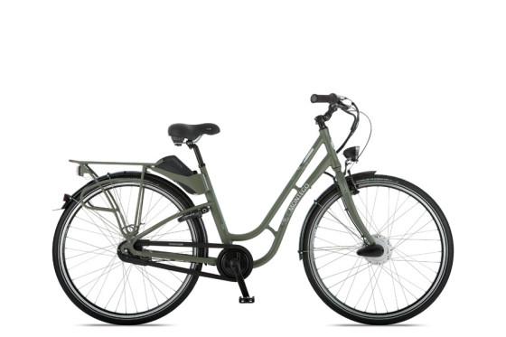 Drie nieuwe e-bikes van Montego