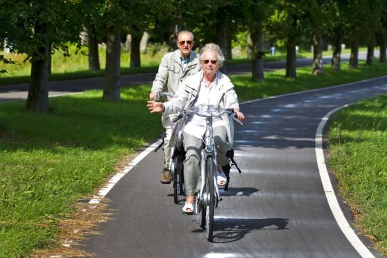 E-bikes gevaarlijk voor senioren