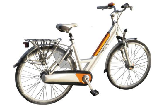 EQ-Bikes lanceert Fylla als nieuw merk