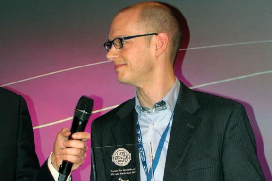 NuVinci, Michelin, Batavus en Van Raam winnen Fiets Innovatie Award 2012