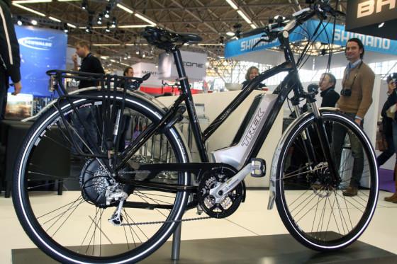 Actieradius van 130 kilometer voor de Trek X600+ e-bike