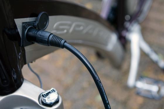 E-bike gratis opladen in Maassluis
