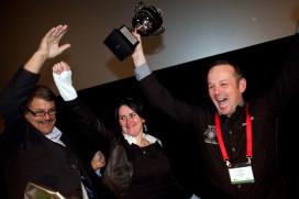 Marc Ermens Fietsen winnaar Tweewielerwinkel van het Jaar 2012