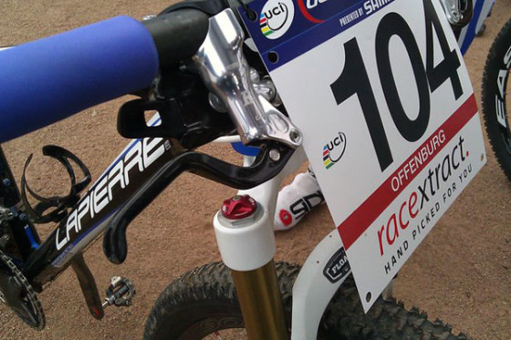 Michelin en Team Lapierre tekenen overeenkomst