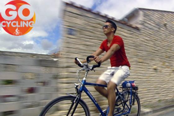 Gazelle hoofdsponsor Go Cycling