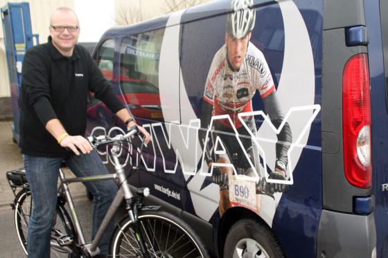 Hartje richt testcentrum e-bikes in