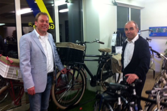 Bikes & Retail merkt toenemende belangstelling van buiten branche