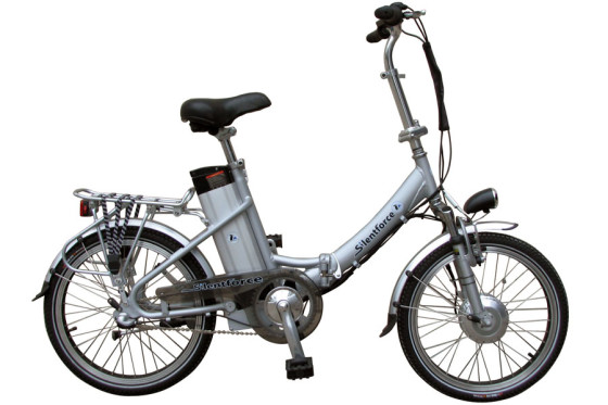 Twee nieuwe e-bikes Silent Force