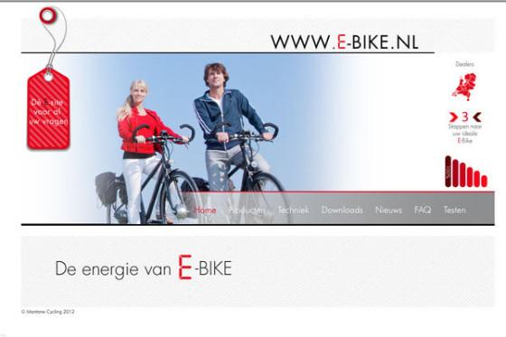 www.e-bike.nl online