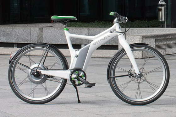 Testen met de smart e-bike op Mallorca