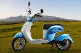 Kymco stelt demo e-scooters SunBoy ter beschikking aan dealers