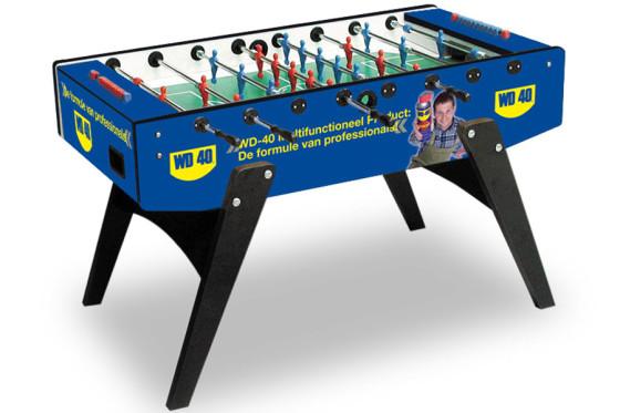 WD-40 verloot tafelvoetbalspel