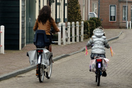 Samenwerking onderzoeksinstituten fietsveiligheid binnen NOaF