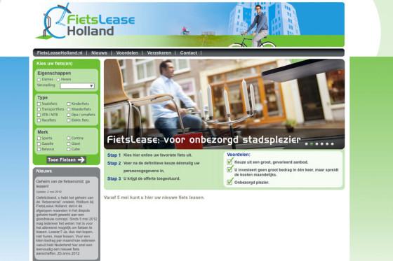 FietsLease Holland biedt breed assortiment A-merk leasefietsen