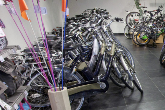 Tweedehands verkoop e-bikes verdubbelt in 2011