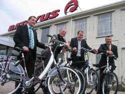 Batavus betaalt domeinnamen aan Tweewielercentrum met fietsen