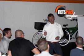 Productpresentaties Bikes & Retail enthousiast ontvangen
