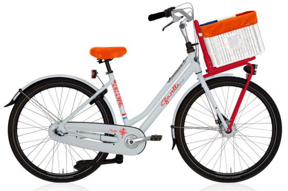 Gazelle introduceert Miss Grace Holland fiets en verloot VIP-kaarten voor oefeninterland Nederlands elftal