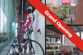 BMC Group opent eerste conceptstore wereldwijd