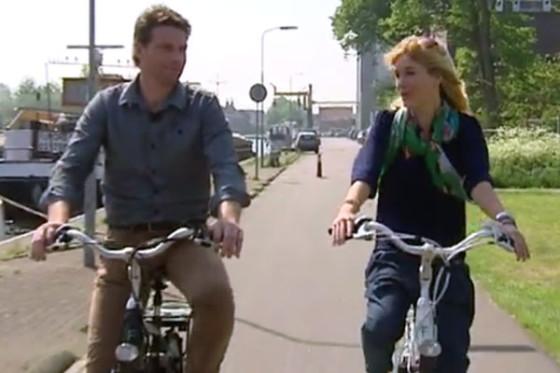 Hoofdrol voor FYLLA e-bike in RTL-programma LifestyleXperience