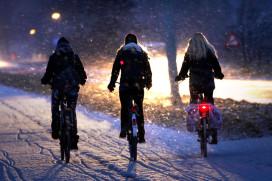 Politie controleert niet meer gericht op fietsverlichting