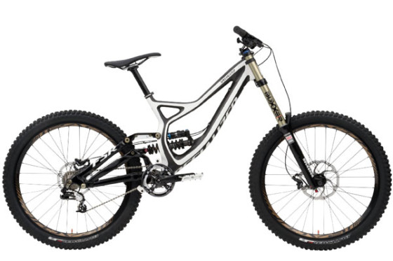 Wonderlijk Specialized Demo 8 Carbon downhill fiets HD-75