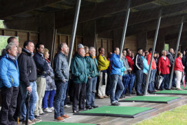 Golfdag Vendit, ENRA, Merida en Shimano groot succes