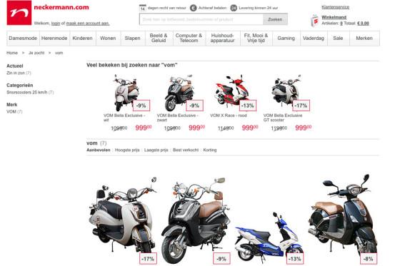 Kymco nadert marktleider Piaggio, Yamaha en Turbho verdubbelen marktaandeel