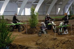 Eerste elektrisch motorcross park e<sup>e</sup>X-parc in Nederland geopend