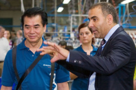 Dahon start productie in Europa