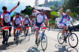 Bike Totaal team haalt ruim 30.000 euro binnen voor Alpe d'HuZes