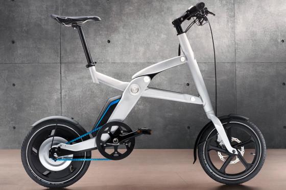 BMW toont i Pedelec Concept