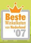 Profile 'de fietsspecialist'  in de race voor Beste Winkelketen 2007