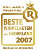 Profile 'de Fietsspecialist' beste winkelketen fiets & vrije tijd