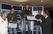 Team Gebroeders Van den Brink wint Unigarant Kart Challenge