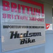 Doorstart Brittijn Import BV met Sachs-Bikes
