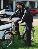 Politiefietsen voor Amsterdam-Amstelland