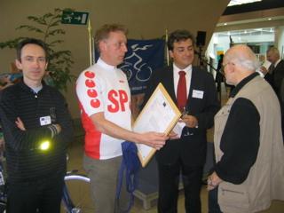 SP wil dat Europese Commissie fietsers  serieus neemt