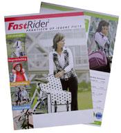 Fast Rider introduceert huis-aan-huis folder
