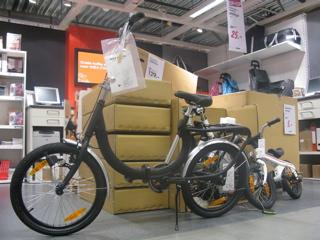 IKEA nu echt gestart met fietsenverkoop