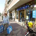 Oplaadpunten ION bij Albert Heijn