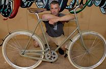'Onverwoestbare' fiets