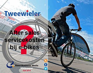 After sales servicekosten bij e-bikes