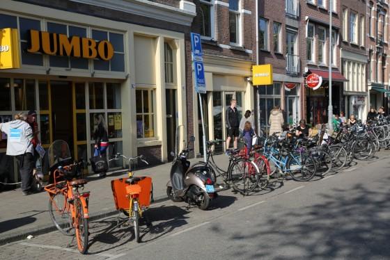 GfK: in juli minder nieuwe fietsen verkocht
