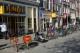 Amsterdam fietsstad 80x53