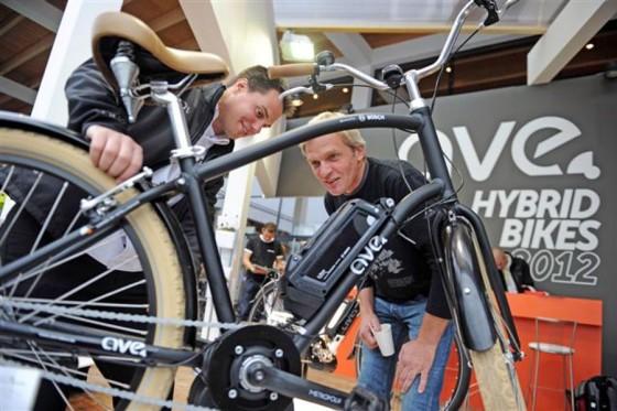 Eurobike biedt blik op toekomst van e-bikes