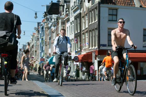 Fietsgebruik in Nederland verandert