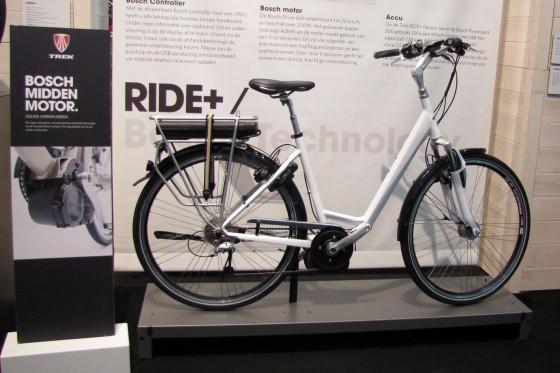 Trek wel op Bike MOTION