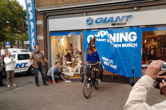 Giant Store Den Bosch geopend